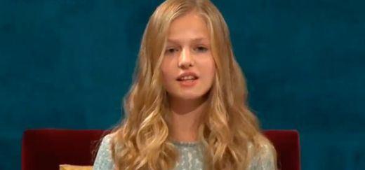 La Princesa Leonor cumple 15 cumpleaños