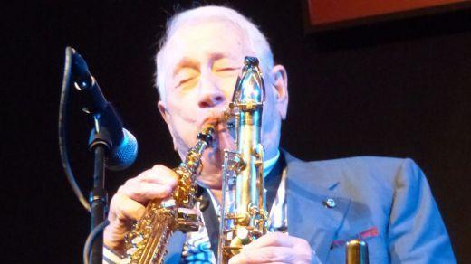 El jazz mundial, de luto por la muerte del irrepetibe Pedro Iturralde