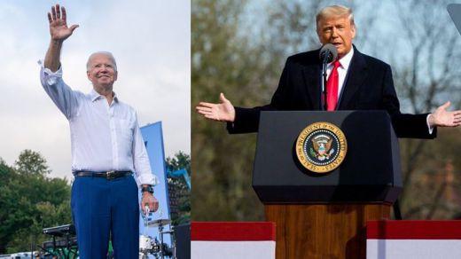 Elecciones EEUU: el duelo Trump-Biden podría no solucionarse hoy con el voto presencial