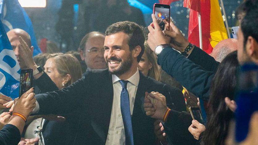 Encuestas electorales: el PP se queda a 3 puntos del PSOE y Vox fracasa con su discurso radical