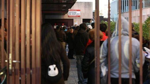El paro subió en octubre en 49.558 personas, mes tradicionalmente malo para el empleo