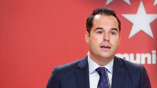 Aguado señala que Madrid quiere evitar 'a toda costa' el confinamiento y defiende las medidas actuales