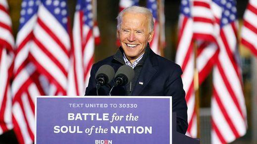 Biden, el más votado de la historia, cree que será el ganador de elecciones