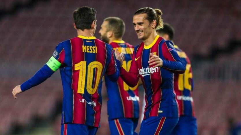 El Barça sufre ante el Dinamo pero mantiene el pleno de victorias en Champions (2-1)