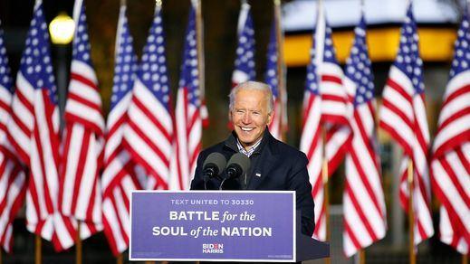 Biden gana las elecciones: casi 75 millones de estadounidenses despiden a Trump