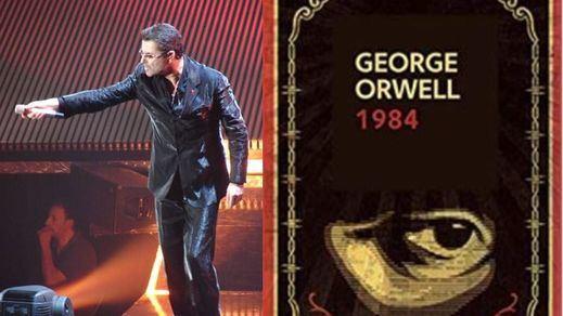 Cachondeo en Twitter por un 'tuit' que atribuye la novela '1984' a George Michael
