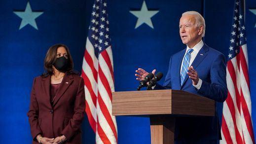 La única mala noticia para Biden: no controlará el Senado de EEUU