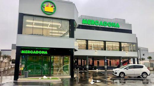 Mercadona abre un nuevo modelo de tienda eficiente en Fuenlabrada