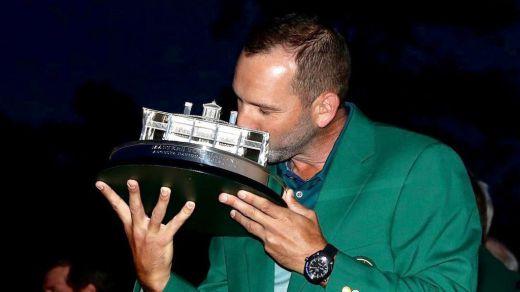 Sergio García será baja en el Masters de Augusta tras dar positivo de coronavirus
