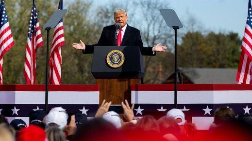 El fiscal general de EEUU, siguiendo las instrucciones de Trump, investigará si hubo fraude electoral a favor de Biden