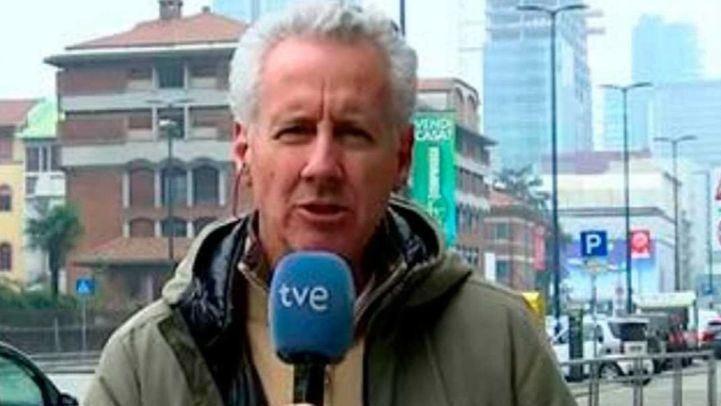 El periodista Lorenzo Milá, positivo en coronavirus tras su regreso de EEUU