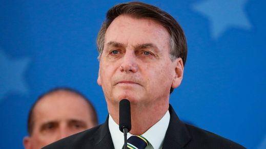 Bolsonaro, a sus ciudadanos por la pandemia: 'Dejad de ser un país de maricas'