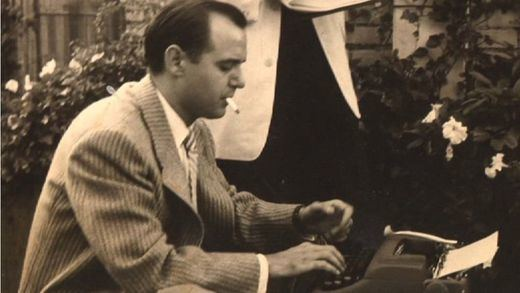 Ámbito cultural de El Corte Inglés rinde homenaje a Agustín Penón, el biógrafo de Federico García Lorca