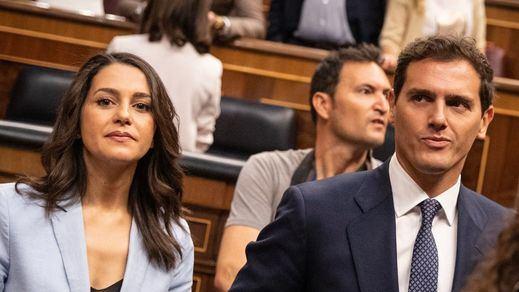 Nuevo dardo de Rivera a Arrimadas por su posible apoyo a los Presupuestos