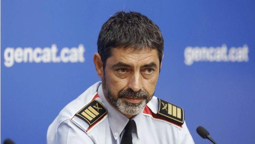 Trapero vuelve a ser el jefe de los Mossos d'Esquadra