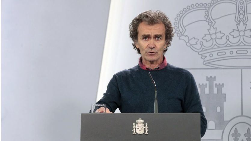 Simón reitera que 'la situación es muy complicada' aunque la mayoría de regiones muestran 'estabilización o descenso'