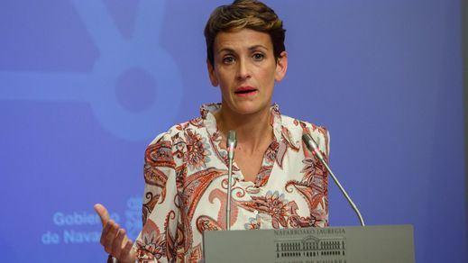 El PSOE sigue ganando críticas al pactar con Bildu los Presupuestos de Navarra