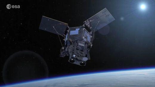 Fracaso total: se pierde el satélite español que iba a ser puesto en órbita esta madrugada