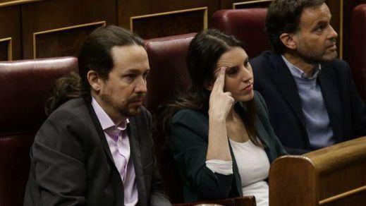 Gran debate en redes por el gasto de 1,5 millones en asesores 'de confianza' de Pablo Iglesias e Irene Montero