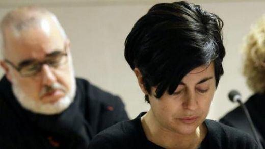 Aparece ahorcada en su celda Rosario Porto, la madre de Asunta