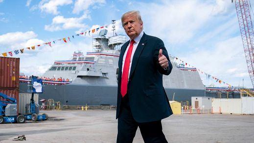 Trump despide por Twitter al funcionario de seguridad que negó el fraude electoral