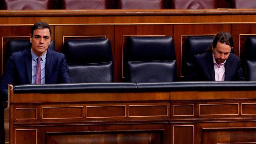 Nuevo choque entre el PSOE y Podemos por la enmienda para frenar los desahucios