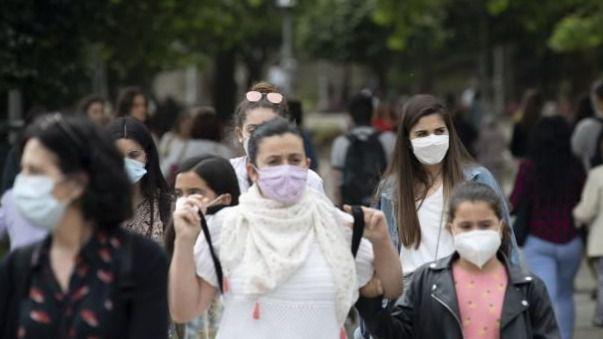 Coronavirus España: Sanidad notifica 16.233 nuevos casos y 252 muertes
