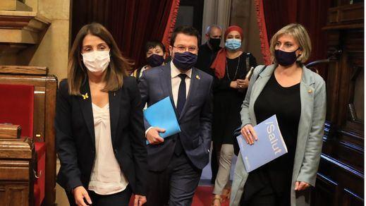 El CIS catalán deja otra mayoría absoluta soberanista y un debut a lo grande de Vox