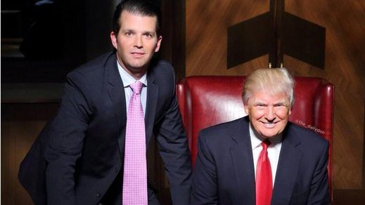 Donald Jr, el hijo mayor de Trump, da positivo en coronavirus