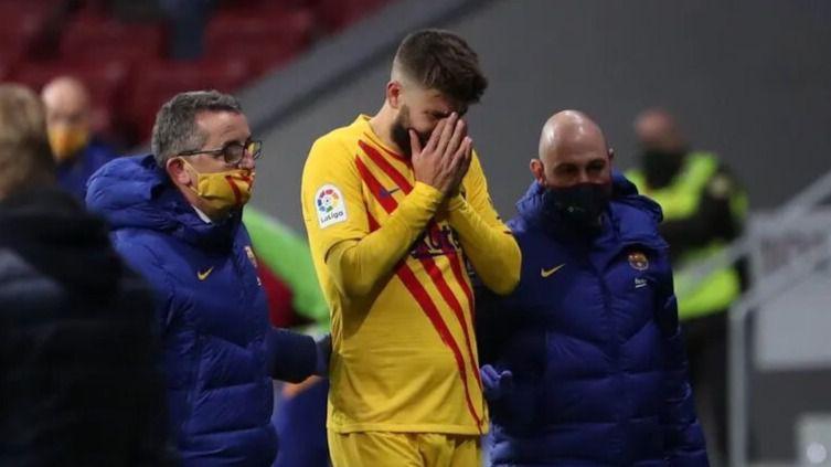 El Barça se queda sin defensa: Piqué y Sergi Roberto, lesionados gravemente