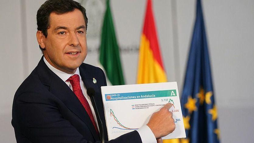 Andalucía prorroga el cierre perimetral y las restricciones con excepciones para Granada y la hostelería