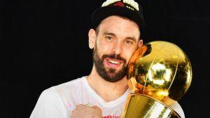 Marc Gasol sigue los pasos de su hermano y jugará en los Lakers, campeones de la NBA