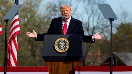 A Trump se le agotan las opciones: Pensilvania también desestima su denuncia por fraude electoral
