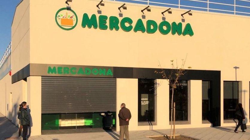 Mercadona abre un nuevo modelo de tienda eficiente en San Martín de la Vega (Madrid)