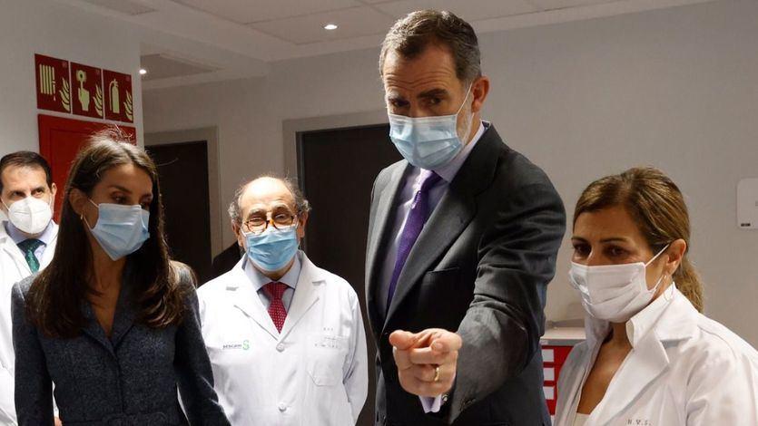 El rey Felipe, en cuarentena tras estar en contacto con un caso positivo de covid-19