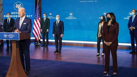 Biden presenta su futuro gabinete y anuncia el retorno de EEUU a la escena mundial