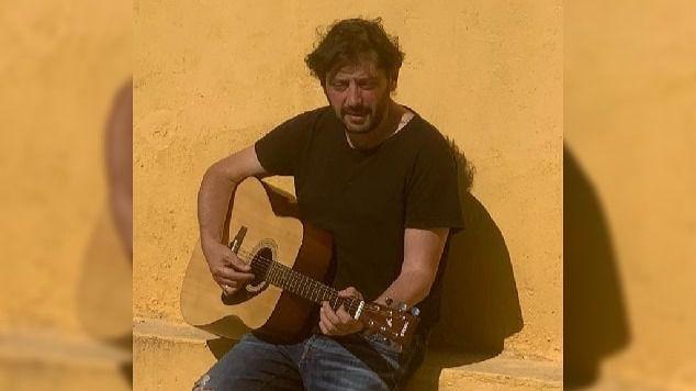 El polifacético Mario San Román nos presenta 'Roto', su segundo sencillo