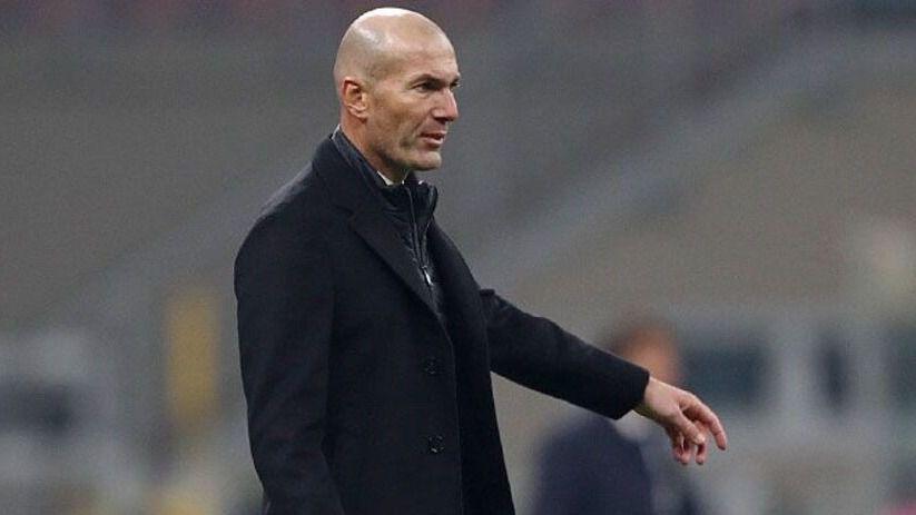 Zidane defiende a ultranza a Lucas Vázquez: 'Tiene el Madrid en el corazón y en el campo lo da todo'
