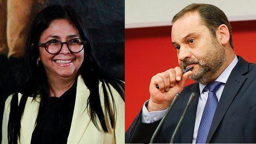 Carpetazo al 'Delcy gate': el Supremo archiva la causa contra Ábalos por la entrada de la vicepresidenta de Venezuela a España