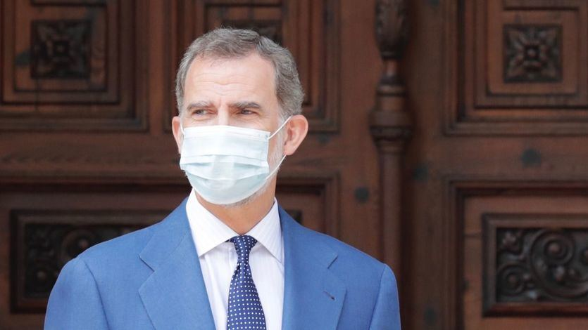 El rey Felipe VI seguirá en cuarentena pese a su negativo en la PCR