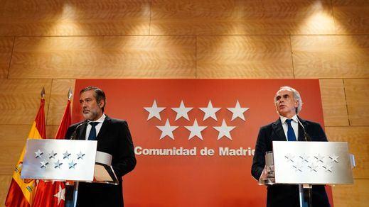 Madrid remite a Sanidad su plan para realizar test de antígenos en farmacias