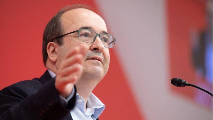 Iceta reclama 'dejar atrás una década de malos gobiernos, prioridades equivocadas y consultas fallidas' en Cataluña