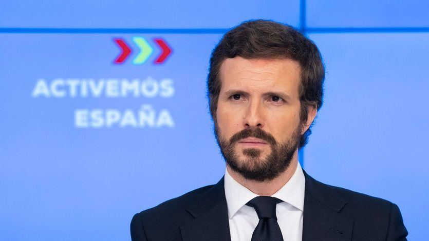 Casado insiste: 'La 'ley Celaá' no les va a salir bien; el PP gobierna en 6 autonomías'