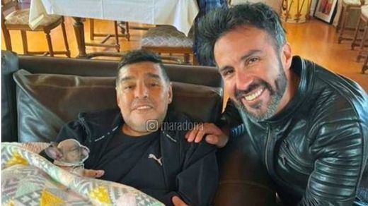 El médico personal de Maradona, imputado en la investigación por su muerte