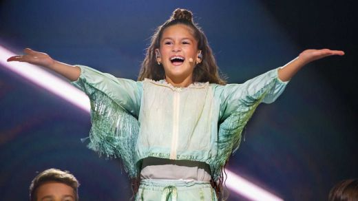España repite podio en Eurovisión Junior con Soleá, tercera con 'Palante'