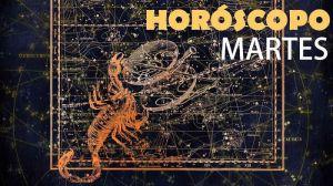 Horóscopo de hoy, martes 1 de diciembre de 2020