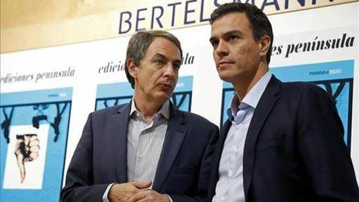 Zapatero pide a González