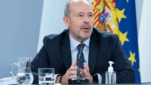 El ministro Campo asegura que hay un pacto casi cerrado con el PP para renovar el Poder Judicial