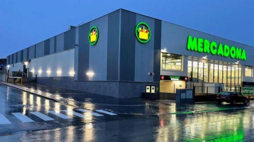 Mercadona abre un nuevo modelo de tienda eficiente en Villarejo de Salvanés (Madrid)
