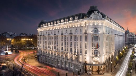 The Westin Palace Madrid presenta sus propuestas para una navidad diferente